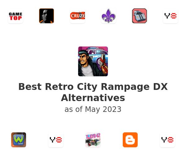 Best Retro City Rampage DX Alternatives