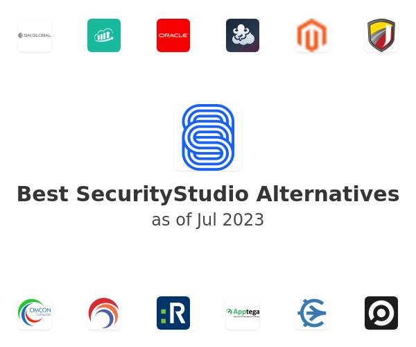 Best SecurityStudio Alternatives