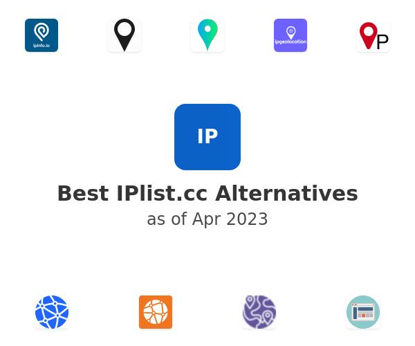 Best IPlist.cc Alternatives