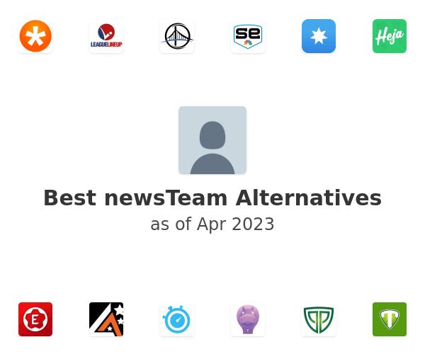 Best newsTeam Alternatives