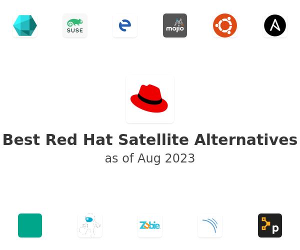 Best Red Hat Satellite Alternatives