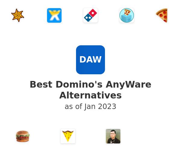 Best Domino's AnyWare Alternatives
