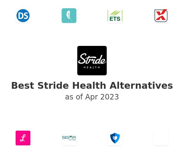 Best Stride Health Alternatives