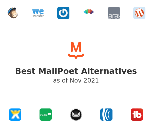 Best MailPoet Alternatives