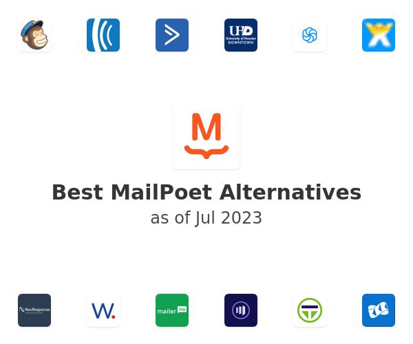 Best MailPoet Alternatives