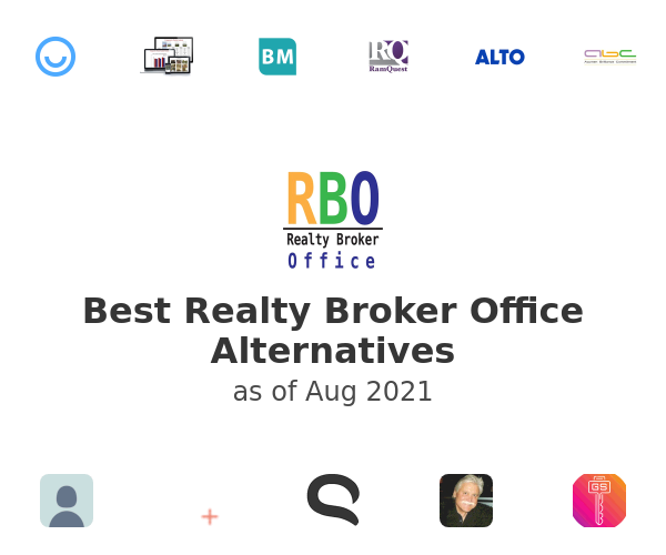 Best Realty Broker Office Alternatives