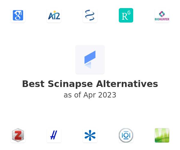 Best Scinapse Alternatives