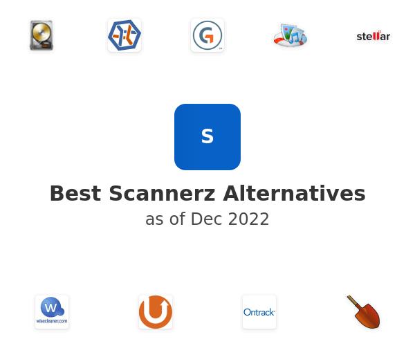 Best Scannerz Alternatives