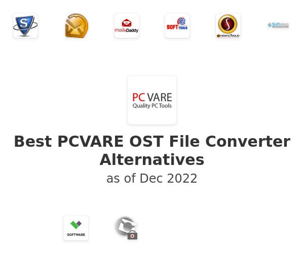 Best PCVARE OST File Converter Alternatives