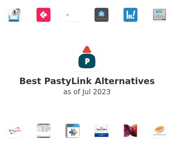 Best PastyLink Alternatives