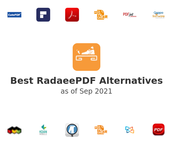 Best RadaeePDF Alternatives