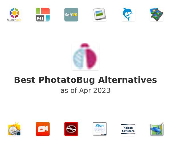 Best PhotatoBug Alternatives
