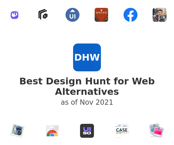 Best Design Hunt for Web Alternatives