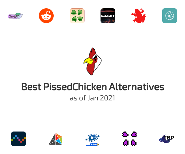Best PissedChicken Alternatives