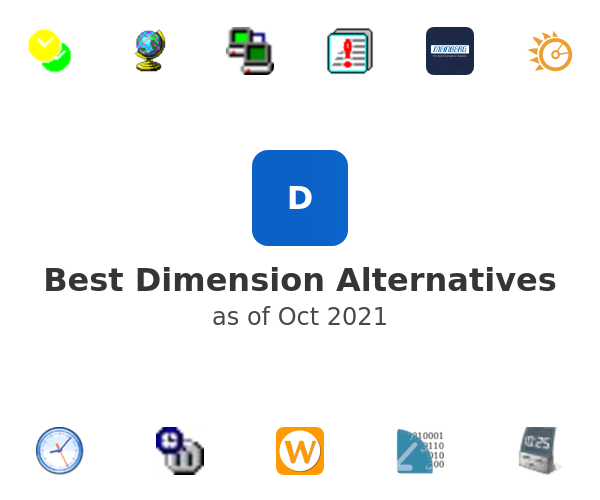 Best Dimension Alternatives