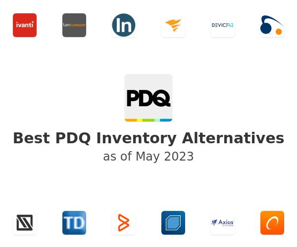 Best PDQ Inventory Alternatives
