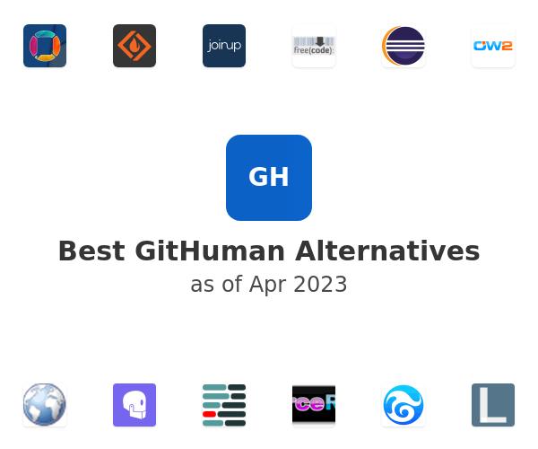 Best GitHuman Alternatives