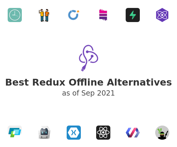 Best Redux Offline Alternatives