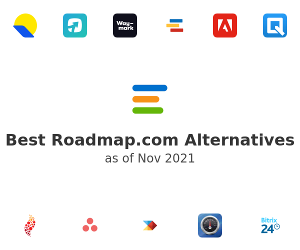 Best Roadmap.com Alternatives