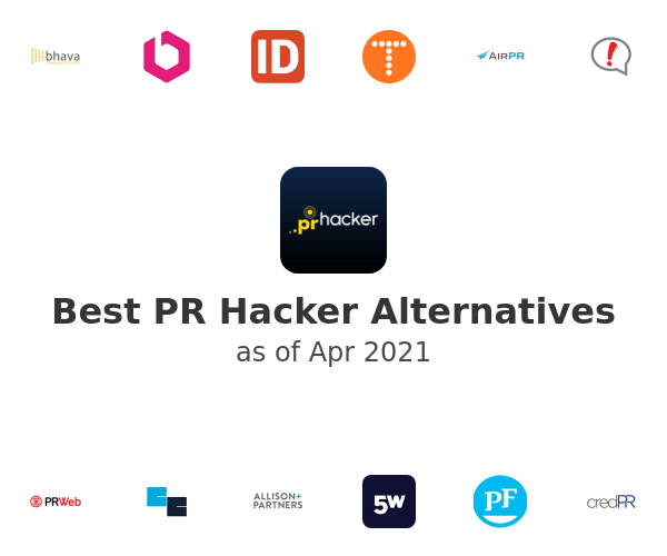 Best PR Hacker Alternatives