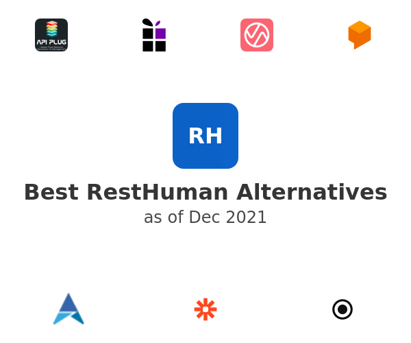 Best RestHuman Alternatives