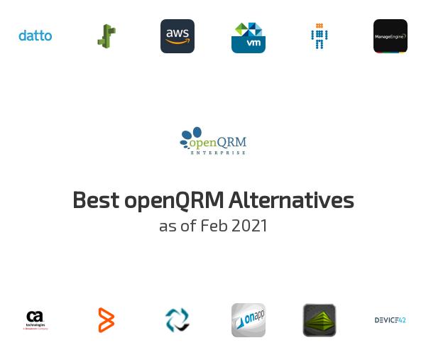 Best openQRM Alternatives
