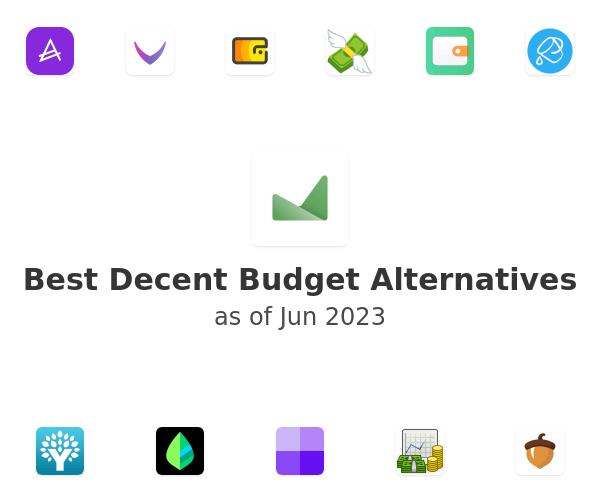 Best Decent Budget Alternatives