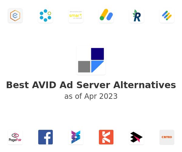 Best AVID Ad Server Alternatives