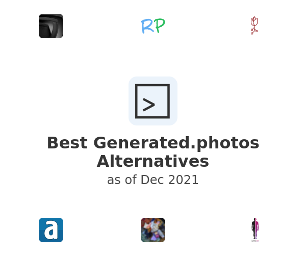 Best Generated.photos Alternatives