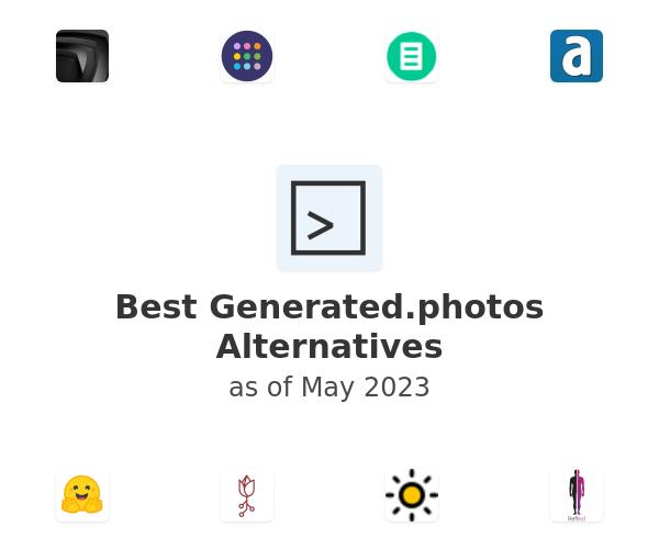 Best Generated.photos Alternatives