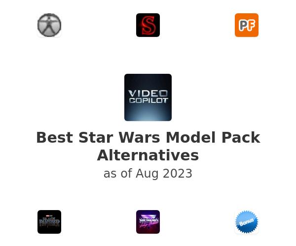 Best Star Wars Model Pack Alternatives