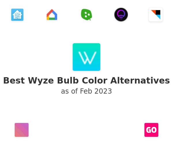 Best Wyze Bulb Alternatives