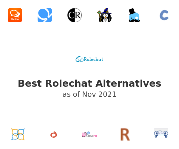 Best Rolechat Alternatives