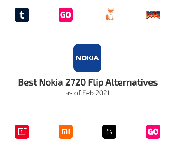 Best Nokia 2720 Flip Alternatives