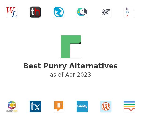 Best Punry Alternatives