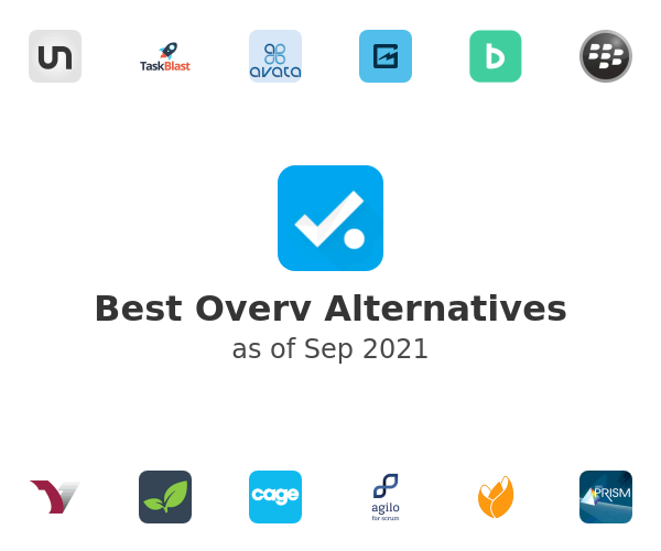 Best Overv Alternatives