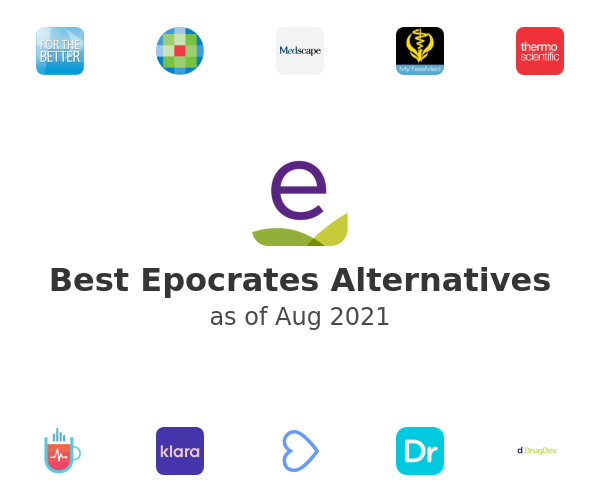 Best Epocrates Alternatives