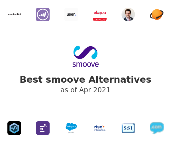 Best smoove Alternatives