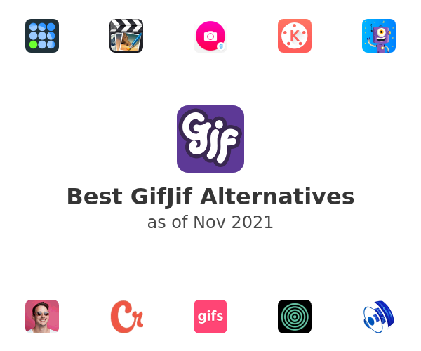 Best GifJif Alternatives