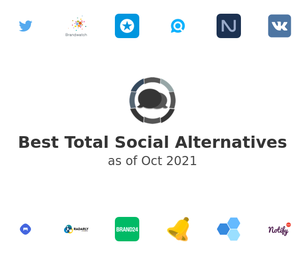 Best Total Social Alternatives