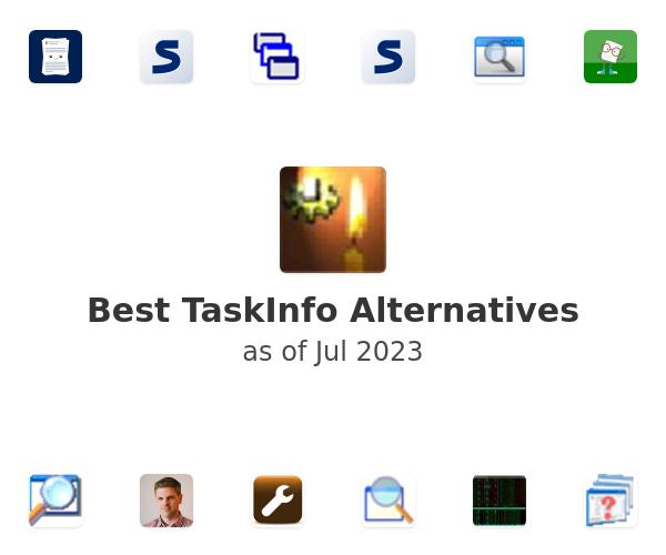 Best TaskInfo Alternatives