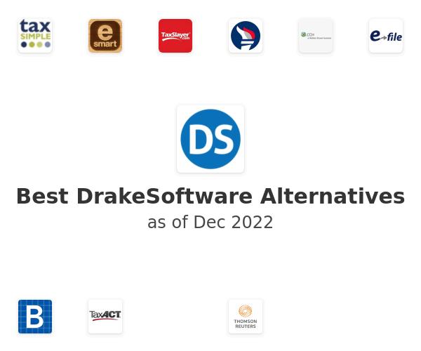 Best DrakeSoftware Alternatives