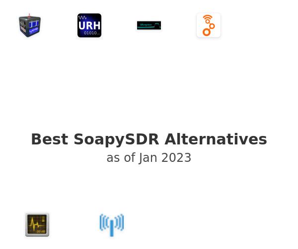 Best SoapySDR Alternatives