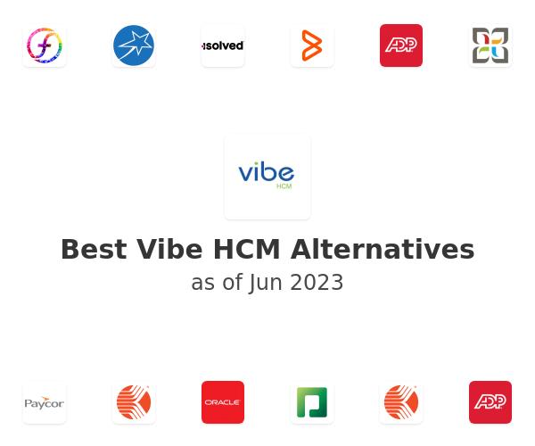 Best Vibe HCM Alternatives
