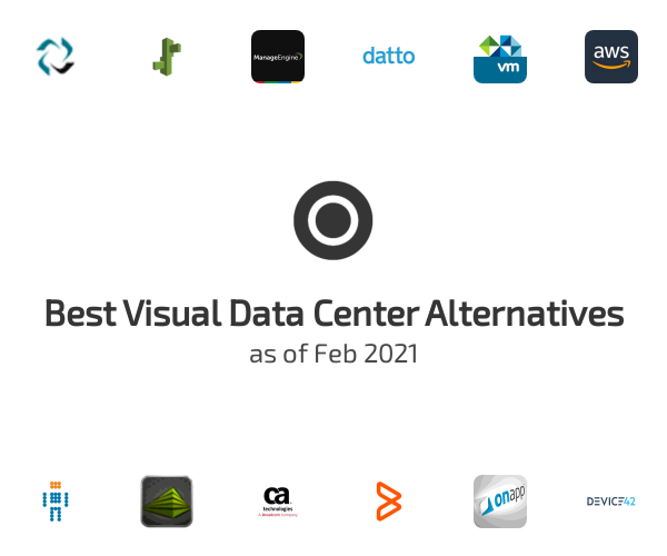 Best Visual Data Center Alternatives