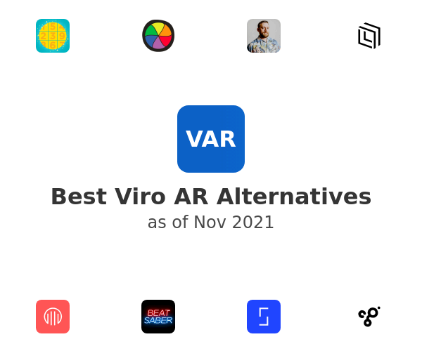 Best Viro AR Alternatives