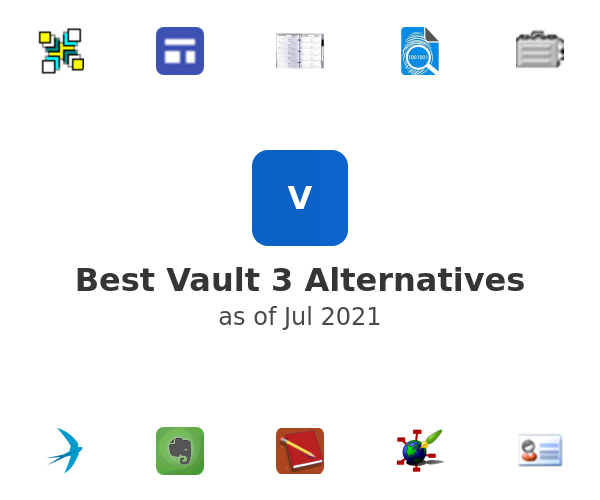 Best Vault 3 Alternatives