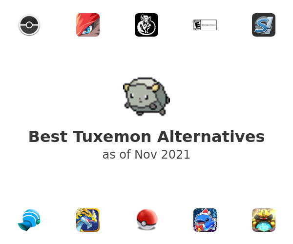 Best Tuxemon Alternatives