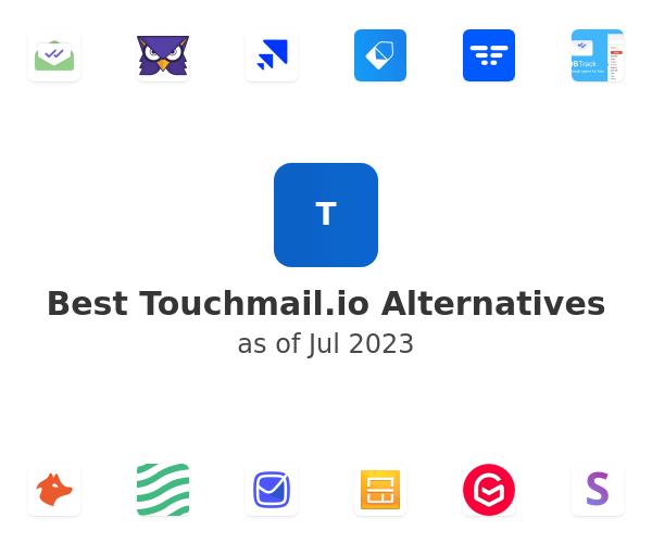 Best Touchmail.io Alternatives