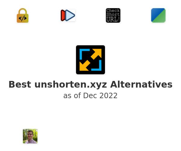 Best unshorten.xyz Alternatives